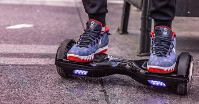 Customize an Electric Hoverboard