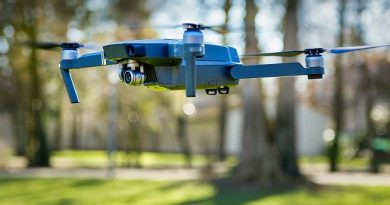 drone technology in film industry